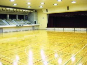 米沢市営体育館