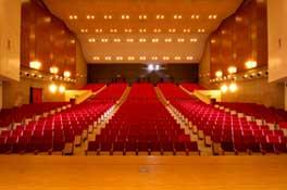 米沢市民文化会館