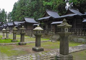 Uesugi Clan Mausoleum