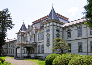 The Old Yonezawa Technical High School Main Building
